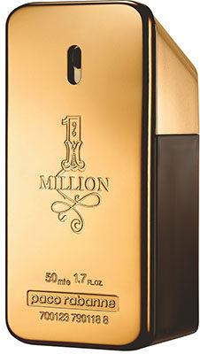 Paco Rabanne 1 Million* Eau De Toilette For Men