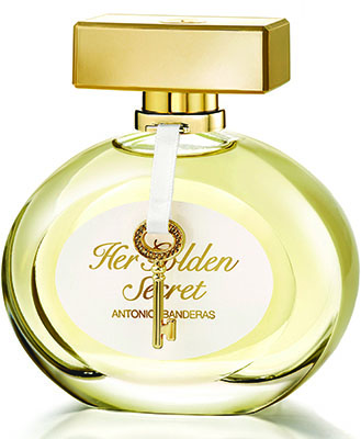 Antonio Banderas Her Golden Secret* Eau De Toilette Antonio Banderas