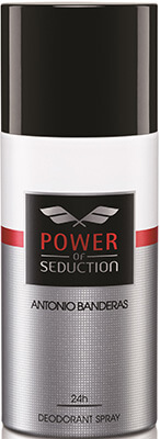 Antonio Banderas Power Of Seduction* Deodorant Spray Antonio Banderas