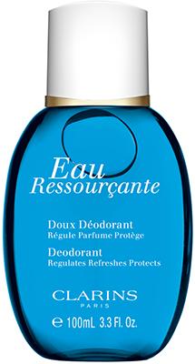 Clarins Eau Ressourcante * Fragranced Gentle Deodorant Bath & Body