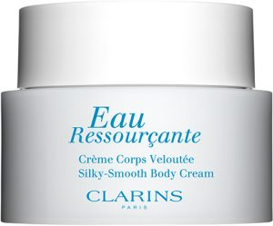 Clarins Eau Ressourcant * Silky-Smooth Body Cream Bath & Body