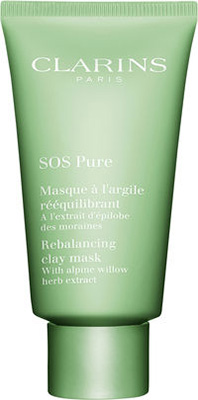 Clarins * Pure Emergency Mask with Rebalancing Clay Clarins
