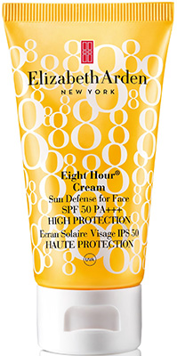 Elizabeth Arden Eight Hour® Cream * Sun Defense For Face SPF 50 Sunscreen High Protection Pa +++ Elizabeth Arden
