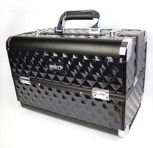GEKO Vanity Case Heavy Duty Black Accessories