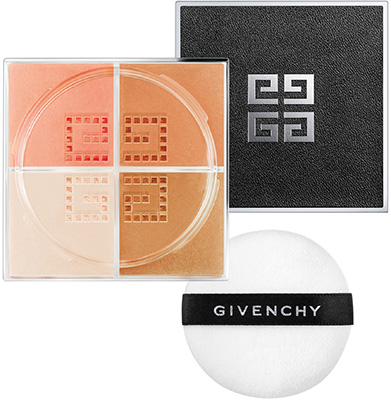 GIVENCHY PRISME LIBRE Mat-Finish & Enhanced Radiance Loose Powder, 4 in 1 Harmony Complexion