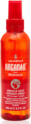Lee Stafford Arganoil* Heat Defence Spray Bath & Body