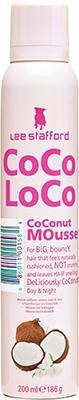 Lee Stafford Coco Loco* Mousse Bath & Body