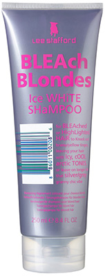 Lee Stafford Beach Blondes Ice White* Shampoo Bath & Body