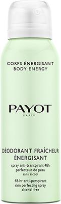 Payot Body Energy* 48-hr Anti-Perspirant Skin Perfecting Spray – Alcohol Free Bath & Body