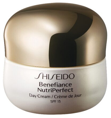 Shiseido Benfiance Nutri Perfect* Day Cream SPF15 Face Treatment