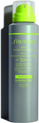 Shiseido Sun* Sports Invisible Protective Mist SPF50+ Shiseido