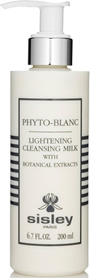 Sisley Phyto-Blanc* Lightening Cleansing Milk Cleansing & Masks