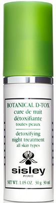 Sisley Botanical D-Tox Face Treatment
