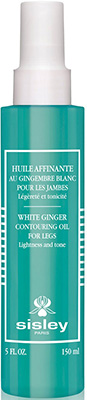 Sisley * White Ginger Contouring Oil for legs Bath & Body
