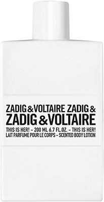 Zadig & Voltaire This is Her!* Body Lotion Bath & Body