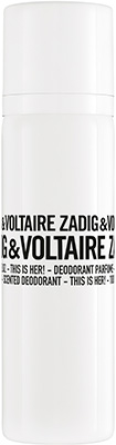 Zadig & Voltaire This is Her!* Deodorant Spray Bath & Body