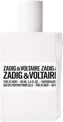 Zadig & Voltaire This is Her!* Eau De Parfum Fragrance