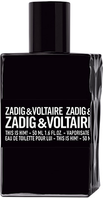 Zadig & Voltaire This is Him!* Eau De Toilette For Men