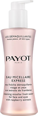 Payot Les Demaquillantes* Cleansing Micellaire Fresh Water Cleansing & Masks