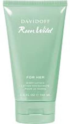 Davidoff Run Wild Woman Bath & Body