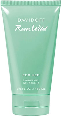 Davidoff Run Wild Woman* Shower Gel Bath & Body