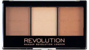 Revolution  Ultra Sculpt & Contour Kit – Ultra Light/Medium C04 Revolution