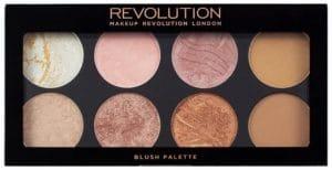 Revolution Ultra Blush Palette Golden Sugar Blusher