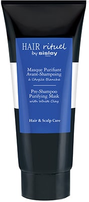 Sisley Hair Rituel* Pre-Shampoo Purifying Mask with White Clay Bath & Body
