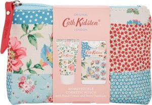 Cath Kidston Cottage Patchwork Cosmetic Pouch Bath & Body