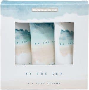 By The Sea Three Hand Creams Bath & Body