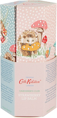 Cath Kidston Hedgehogs Lip Balm Trio Bath & Body