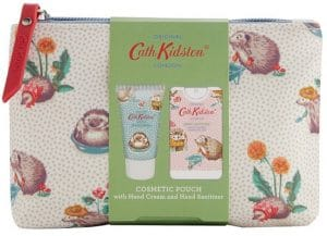 Cath Kidston Hedgehogs Cosmetic Pouch Bath & Body