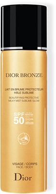 Dior Bronze Beautifying Protective Milky Mist Sublime Glow Spf 50. Dior
