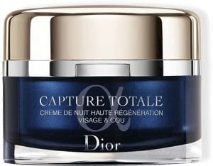 Capture Totale Intensive Restorative Night Creme Face And Neck Dior