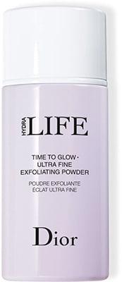 Dior Hydra Life Time To Glow ● Ultra Fine Exfoliating Powder Cleansing & Masks