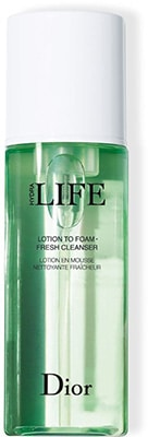 Dior Hydra Life Lotion To Foam ● Fresh Cleanser Cleansers & Toners