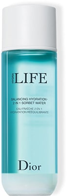 Dior Hydra Life  Balancing Hydration 2 In 1 Sorbet Water Cleansers & Toners