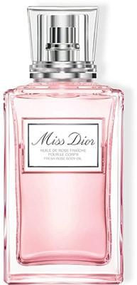 Miss Dior Fresh Rose Body Oil Bath & Body