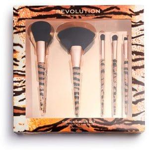 Revolution Wild Animal Fierce Brush Set Accessories
