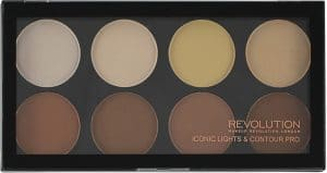 Revolution Iconic Lights and Contour Pro Complexion