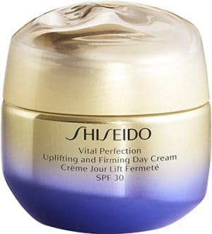 Shiseido Vital Perfection Uplifting & Firming Day Cream Face Treatment
