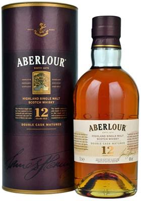 Aberlour 12 Single Malt Whisky Spirits