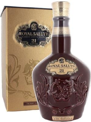 Chivas Royal Salute 21 Blend