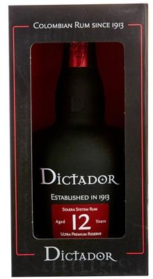 Dictador 12 Rum