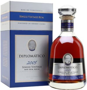 Diplomatico Single Vintage Rum