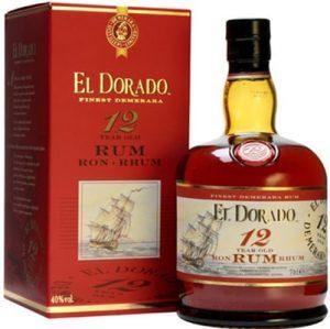El Dorado 12 Rum