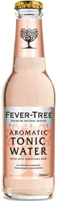 Fever tree Aromatic tonic 200ml Food & Beverages