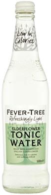 Fever tree  Elderflower tonic 500ml Food & Beverages