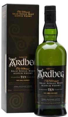 Ardbeg 10 Single Malt Whisky Spirits