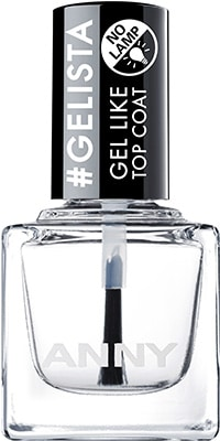 Anny #Gelista Gel Like Top Coat Anny